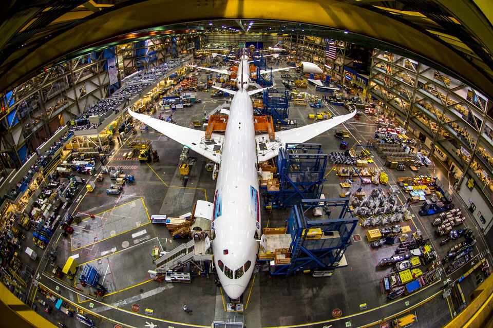 Boeing Factory, Seattle