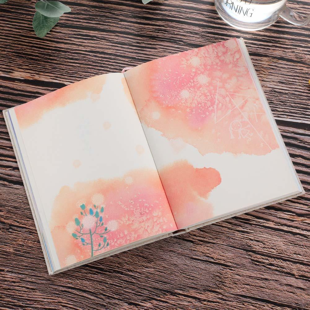Siixu Colorful Blank Notebook