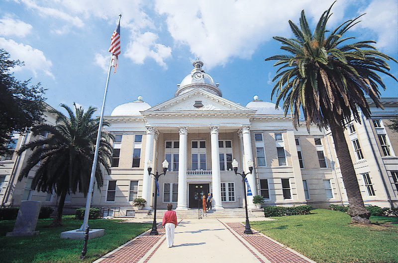 The Polk County History Center