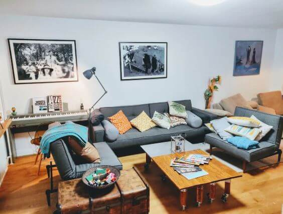Trendy Central Sodermalm Apartment