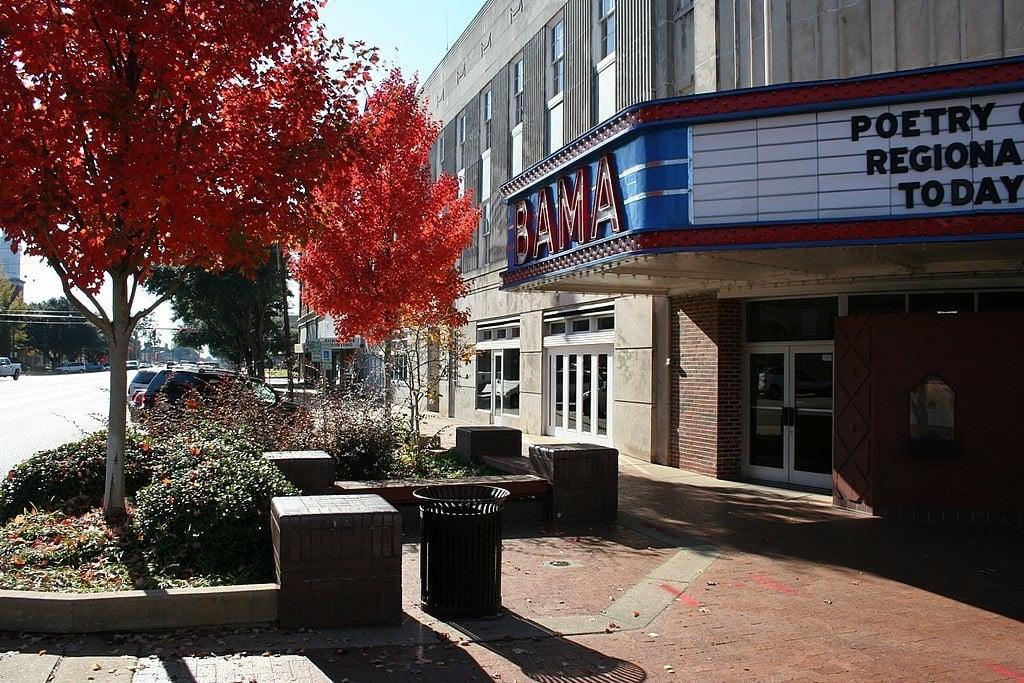 Tuscaloosa Bama Theatre
