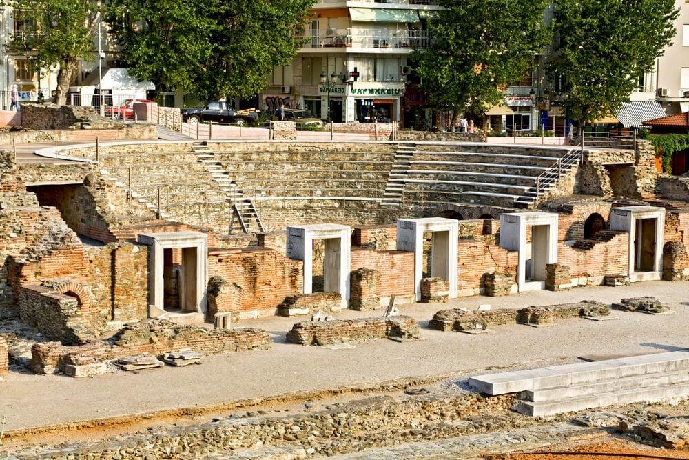 Upper Toumba Thessaloniki