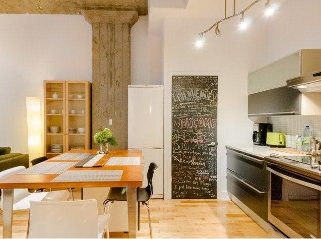 Urban Retreat in amazing loft