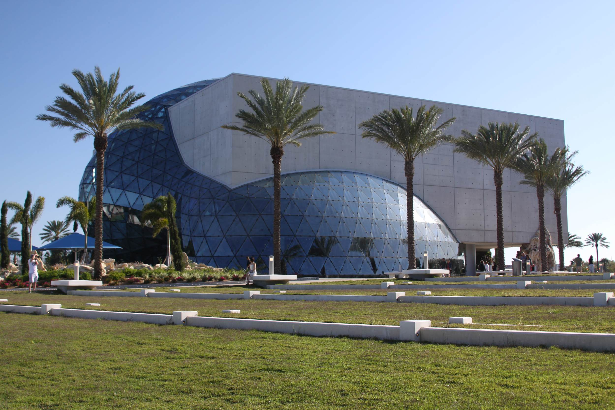 Abstract Dali Museum