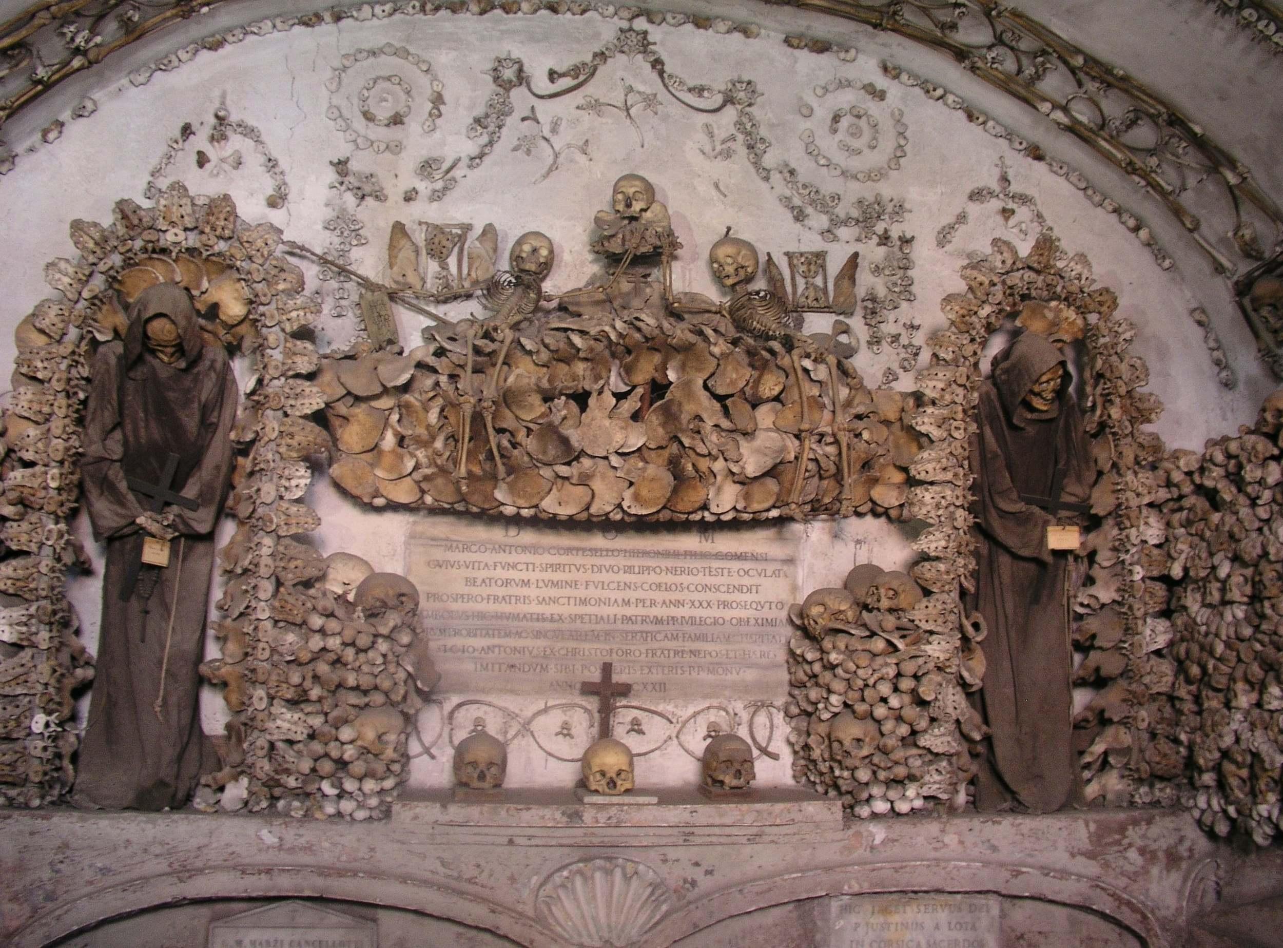 Santa Maria della Concezione Crypts