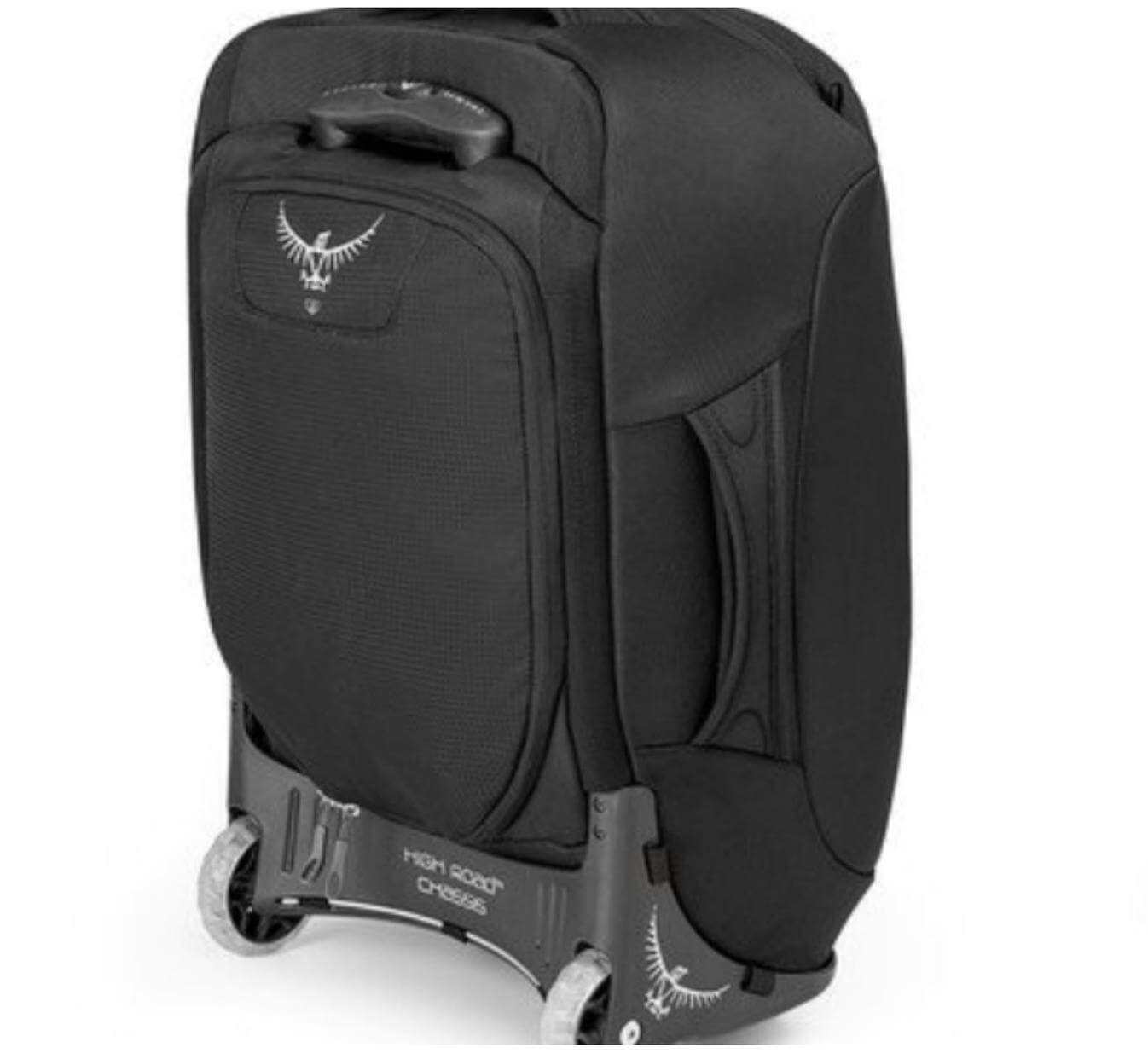 osprey sojourn backpack with wheels