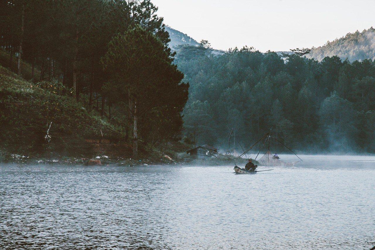 da lat - tuyen lam lake
