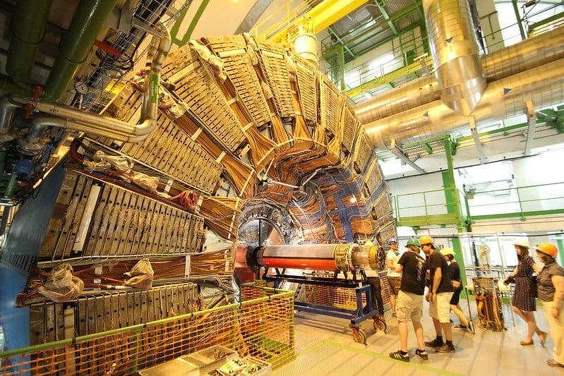8. Get sciency at CERN