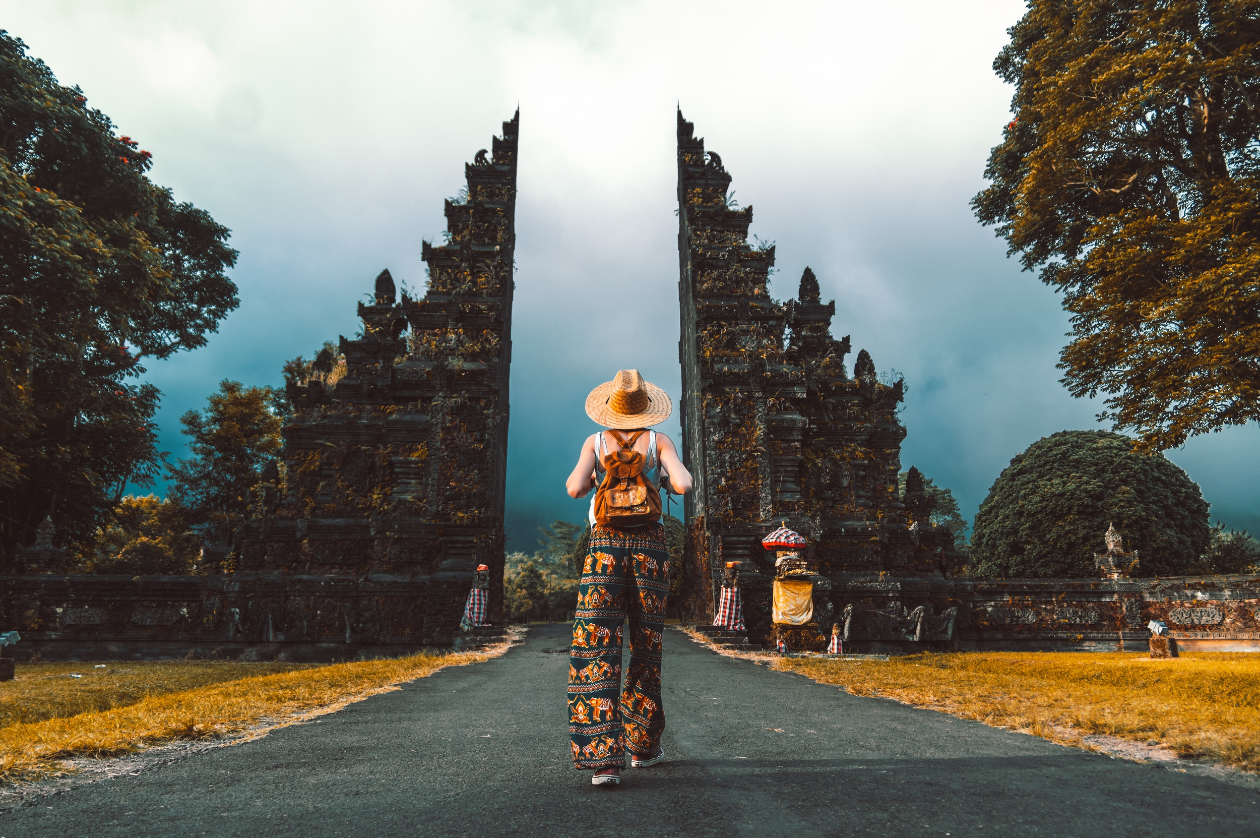 Is Indonesia safe to travel alone