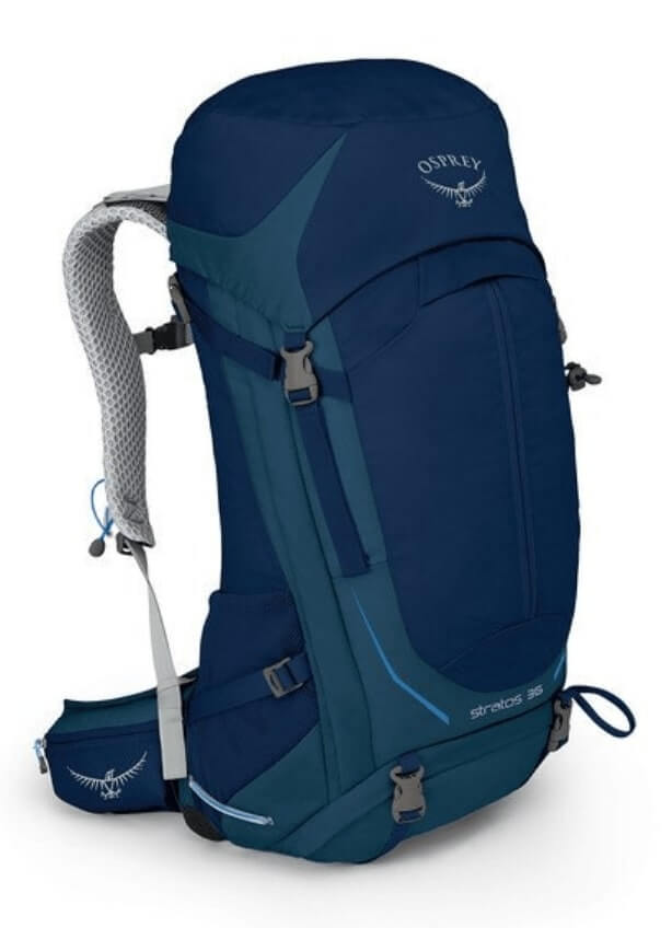 osprey stratos best daypacks for travel