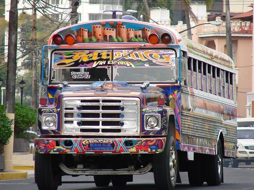 Is public transportation in Panama safe?
