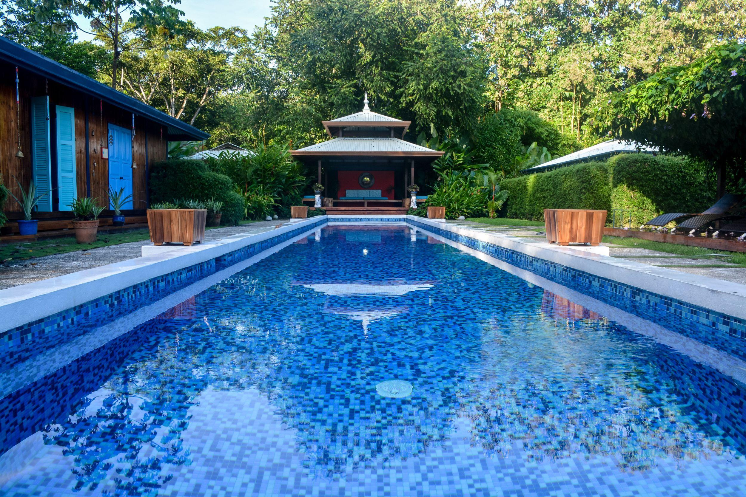 Blue Osa Pool
