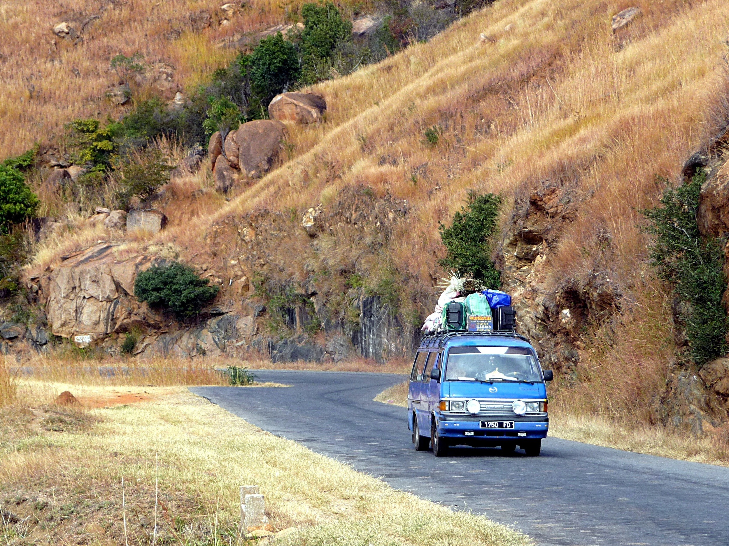 Is it safe to drive in Madagascar?