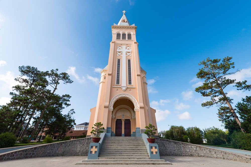shutterstock - da lat - french quarter