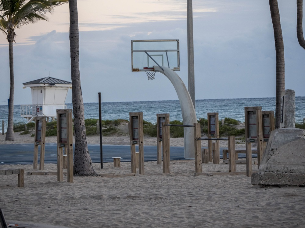 Get Sporty at Fort Lauderdale Beach Park