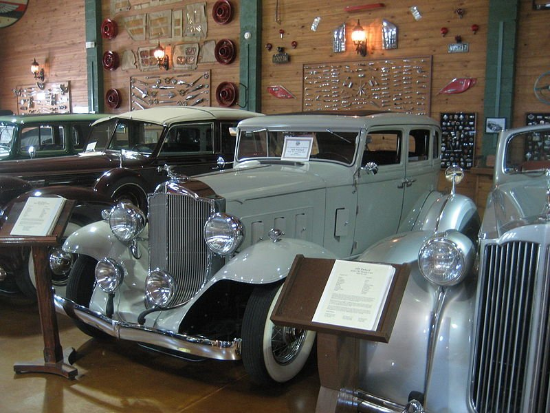 Drool Over antique cars