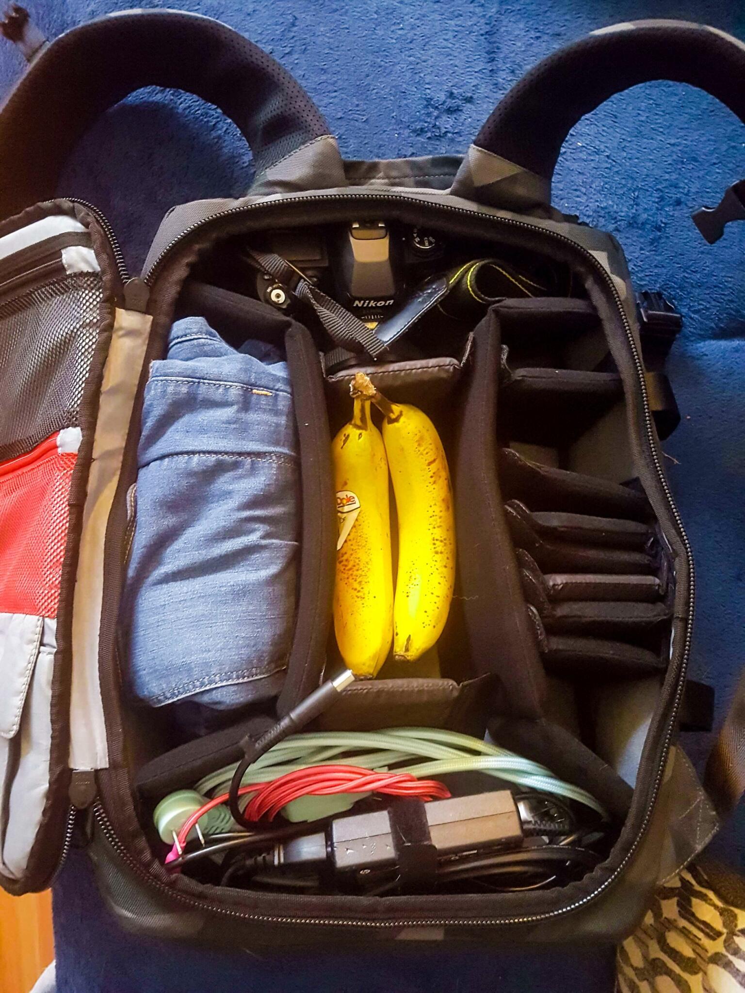 hex camera dslr backloader backpack