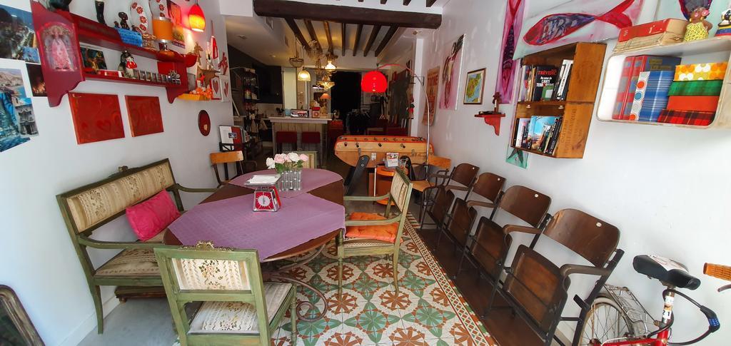 Barrio Boutik Hostal best hostels in Alicante