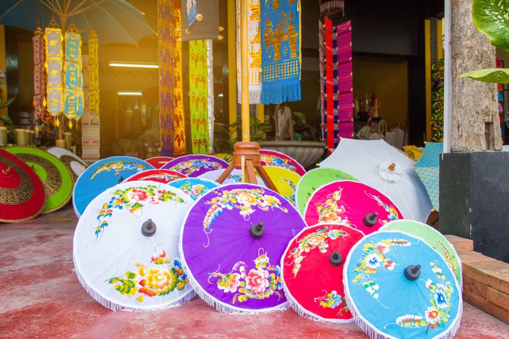 Bo Sang Handicraft Village