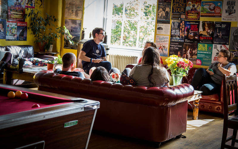 the best hostels in Scotland