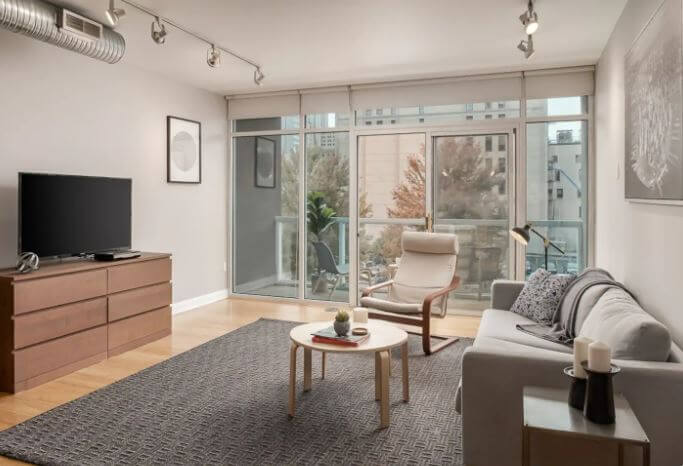 Condo in the Heart of Downtown