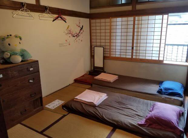Cosy Japanese Room near Shibuya