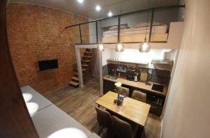 Crazy comfy loft StPetersburg