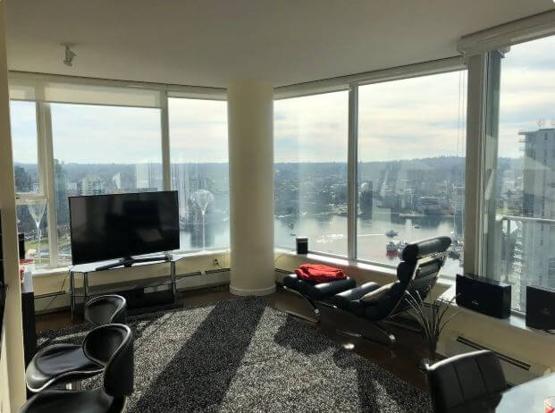 Crosstown Bedroom with a View
