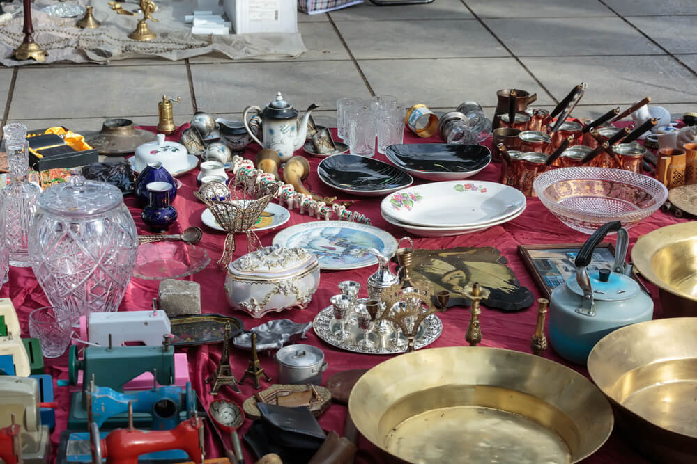 Dry Bridge Flea Market