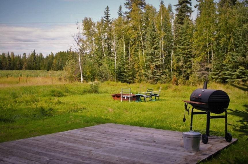 Duck Pond Longe best hostels in fairbanks