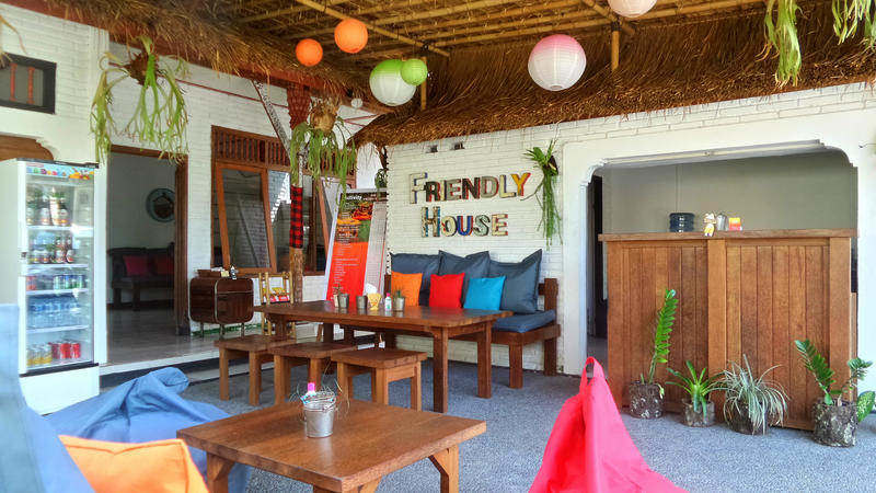 Friendly House Bali best hostels in Ubud