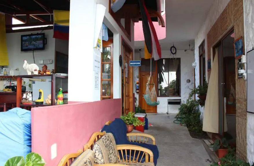 Galapagos Best Hostel best hostels in Guayaquil