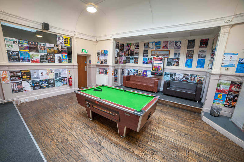 the best hostels in Glasgow
