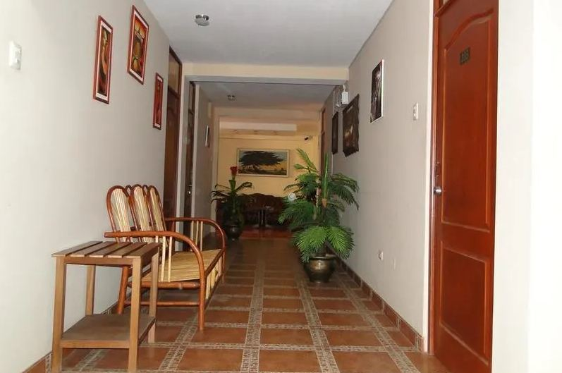 Hostal Huacachina Sunset hostels in Huacachina