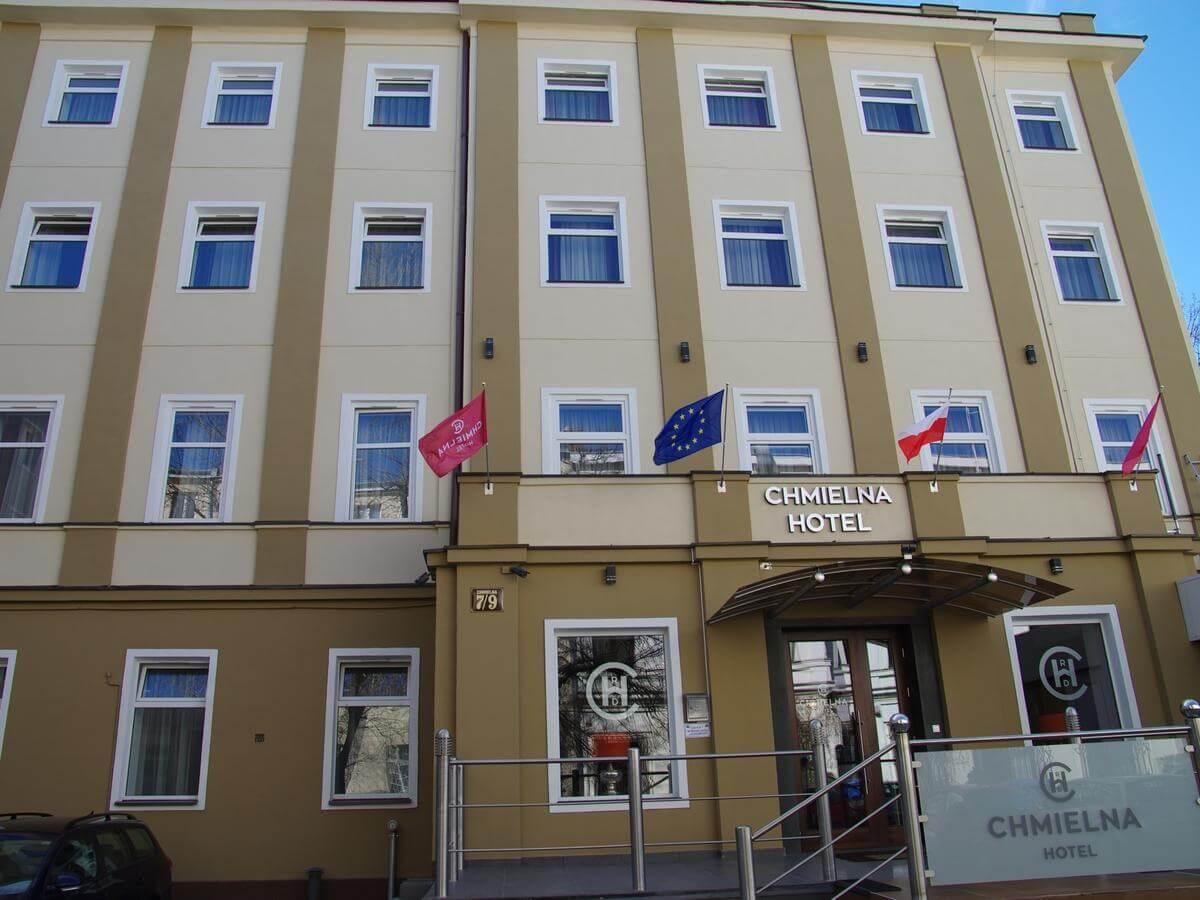 best budget hotel in warsaw