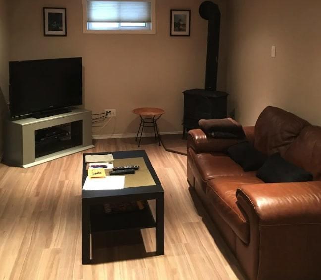Kristin and Matt's BnB best hostels in Winnipeg