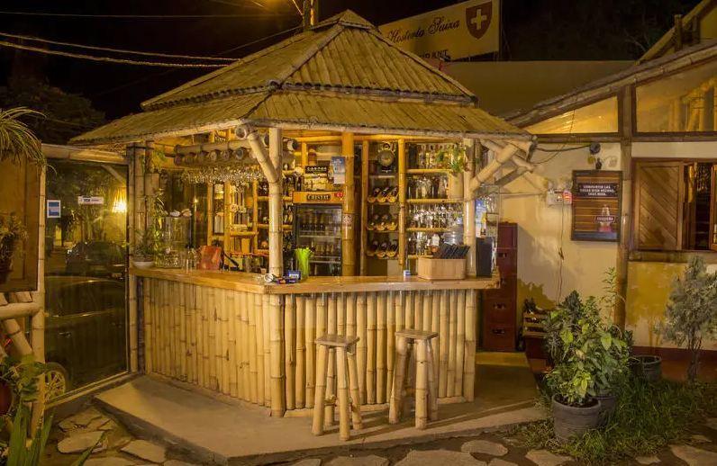 La Casa de Bamboo hostels in Huacachina