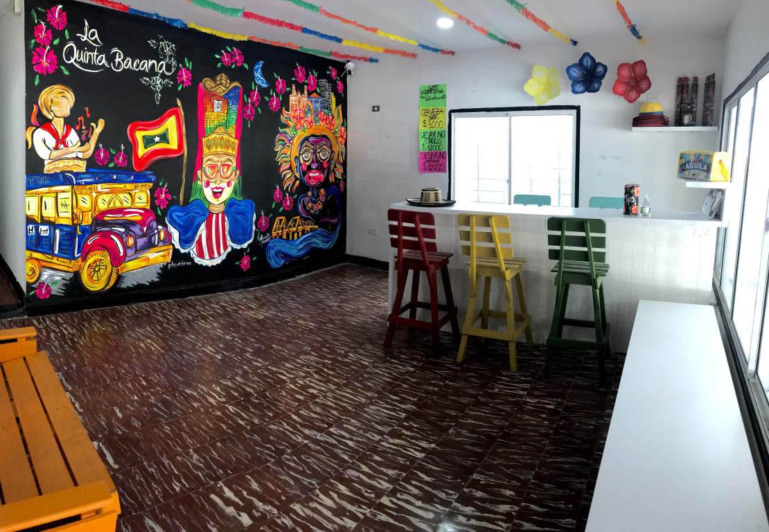La Quinta Bacana Hostal best hostels in Barranquilla