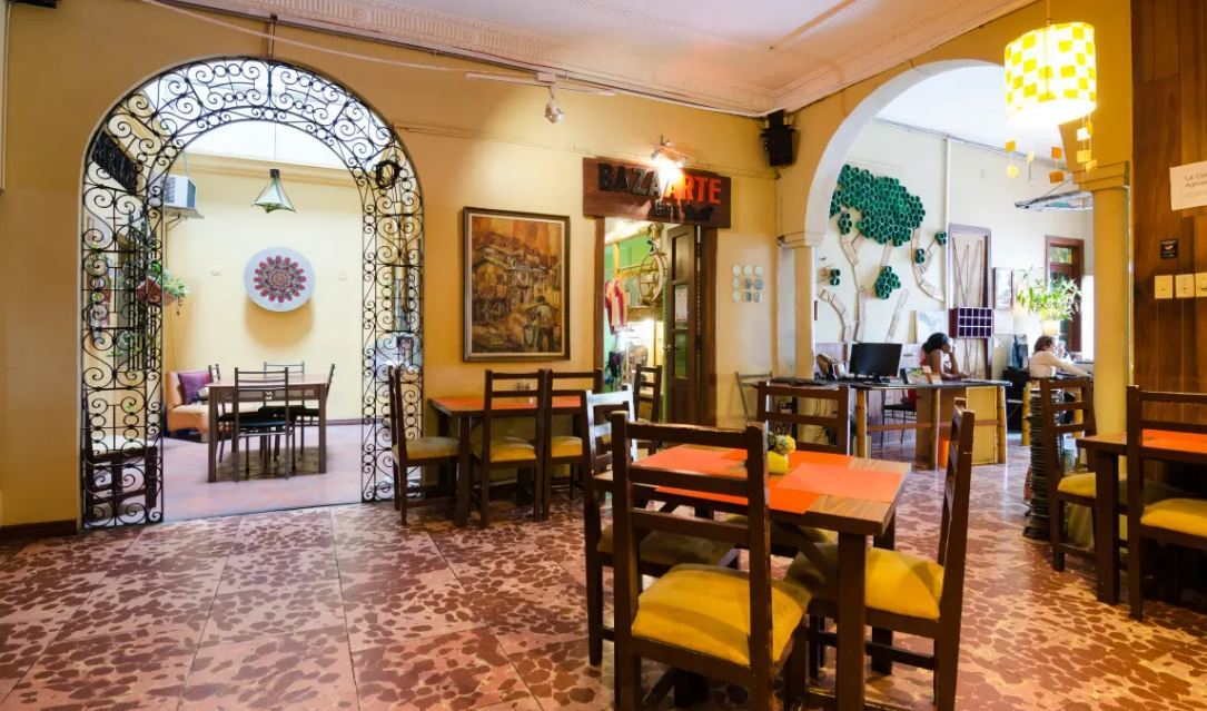 Manso Boutique Guesthouse best hostels in Guayaquil