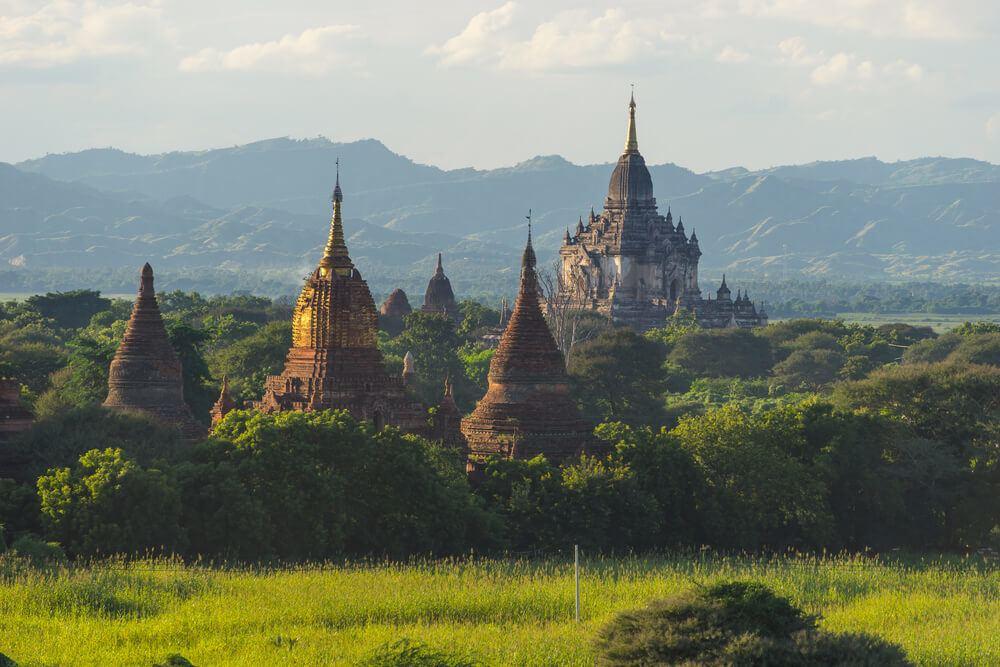 Old Bagan, Bagan