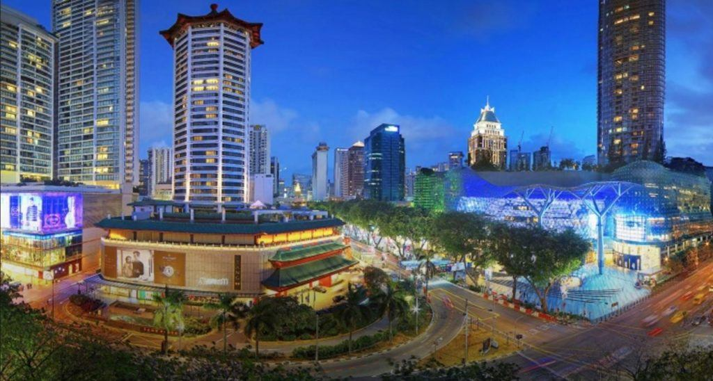 Singapore Homestay in Orchard Road