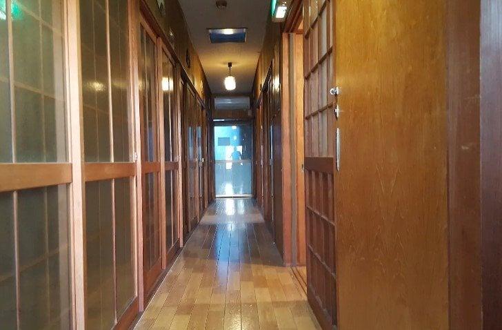 Private room in former Ryokan, Kyoto