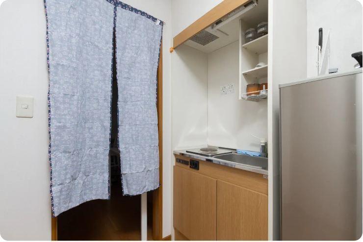 Private room near Kyobashi Station