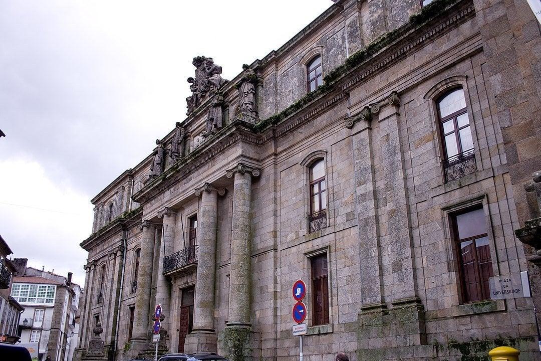 USC, Santiago de Compostela