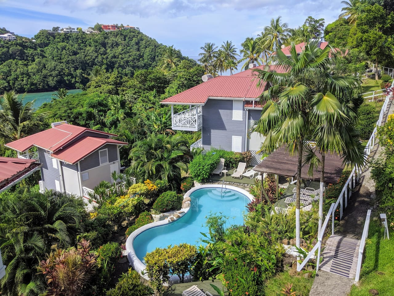 Vacation Villa of Marigot Bay