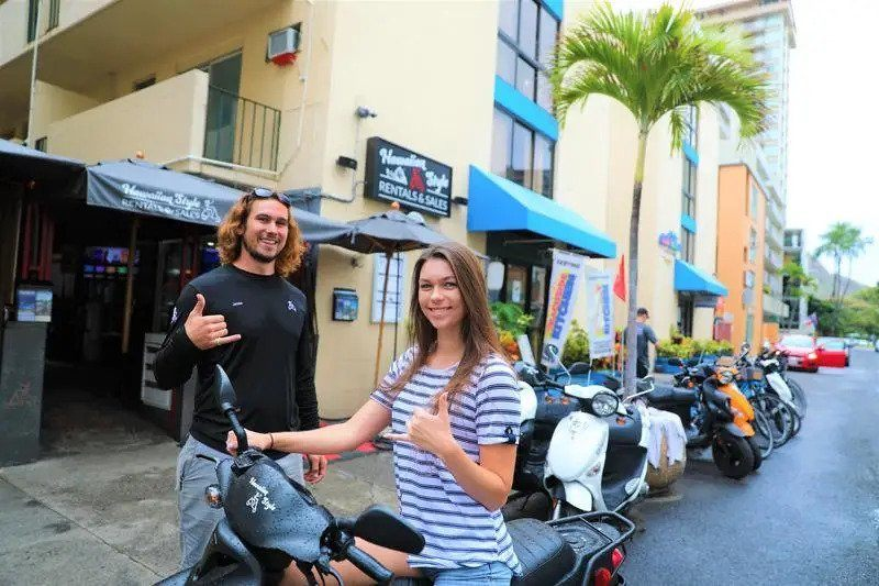 Waikiki  Beachside Hostel best hostels in Oahu