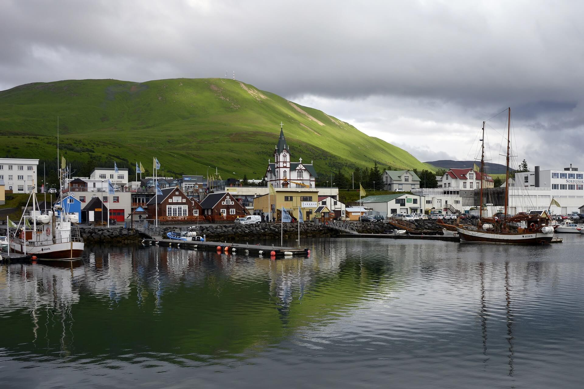 Where to Stay in Husavik, Iceland