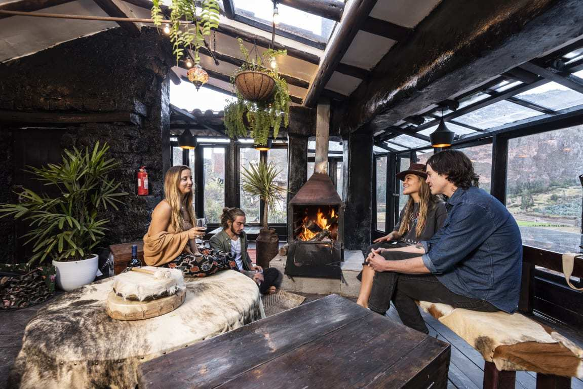 Wolf Totem Guesthouse best hostels in Pisac