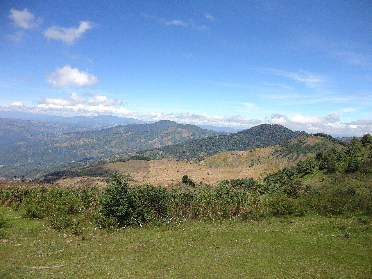 antigua guatemala - santa ana