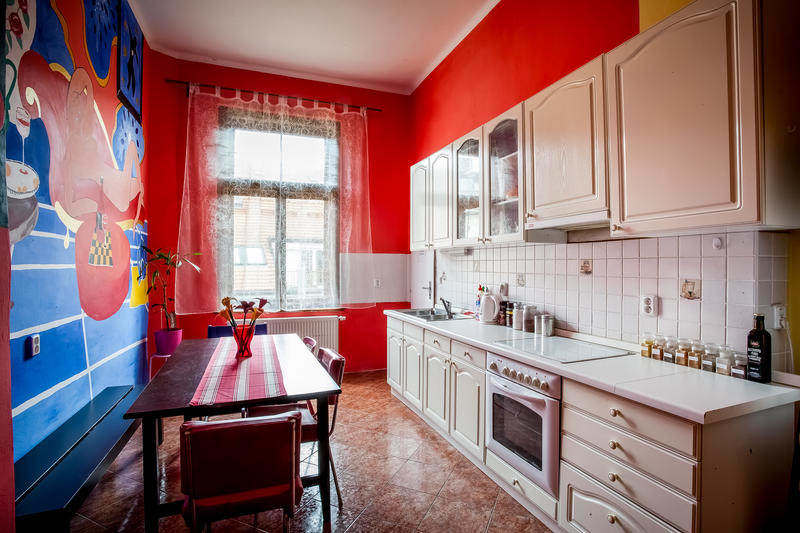 cheap places to stay in Prague